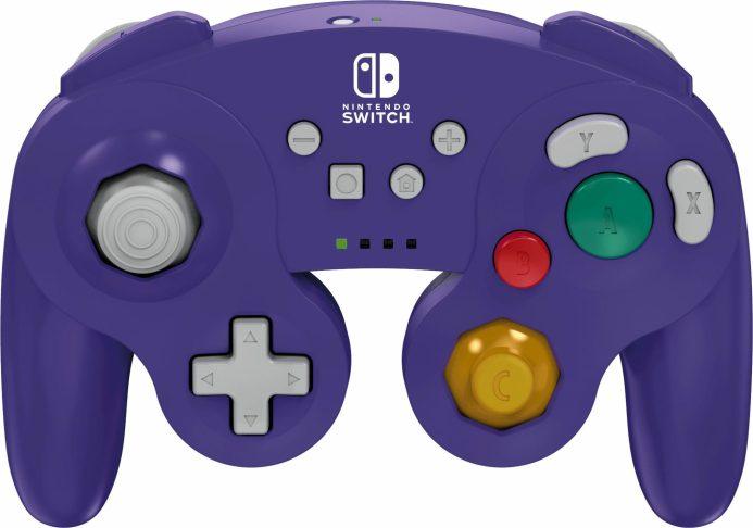 Manette Nintendo Gamecube sans fil Bluetooth pour Nintendo Switch