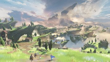 Granblue Fantasy Relink sur PS4