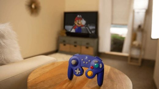 Fini les soucis de câble trop court quand on joue sur la TV !