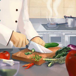 Chef A Restaurant Tycoon est un jeu de gestion de restaurant !