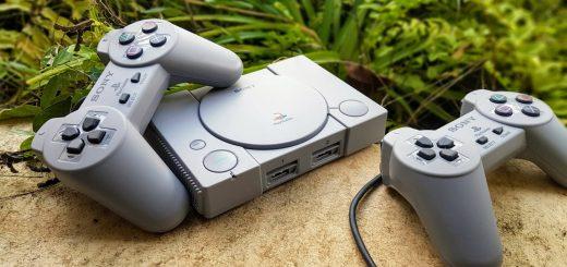 Ma Playstation Classic Mini mériterait une bonne scéance photo, non ?