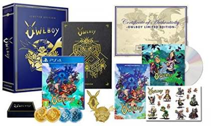 Owlboy Collector