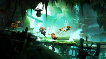 Unruly Heroes sur Nintendo Switch