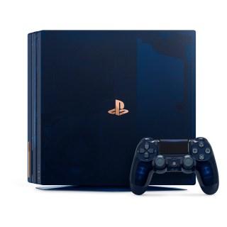 La PS4 avait fêté les 500 millions de Playstation vendues en début 2018 ^^ !