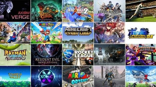 A votre avis, lesquels de ces jeux font parti des plus joué en 2018 ?