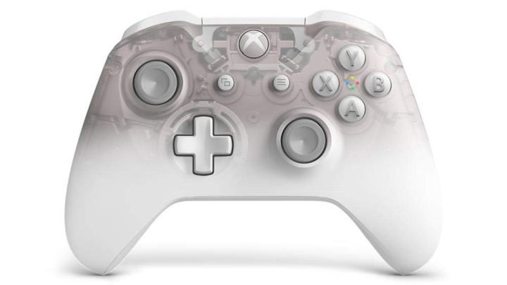Manette Xbox One Phantom White