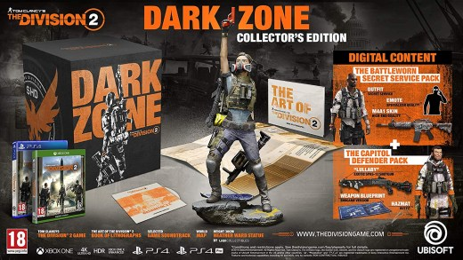 The Division 2 dans son édition Dark Zone !