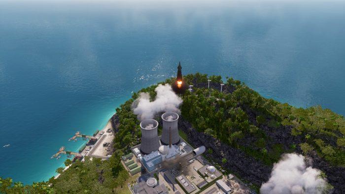 Ca ferait quoi des centrales nucléaires en Martinique ?