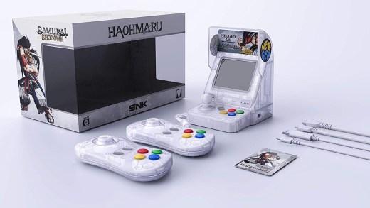 Neo Geo Mini Samurai Showdown Limited Edition