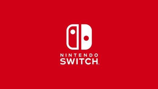 Logo de la Nintendo Switch :) !