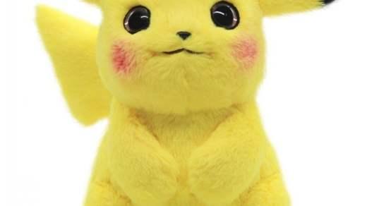 La peluche officielle Détective Pikachu !