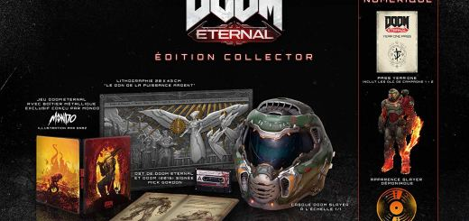 Edition collector de DOOM Eternal