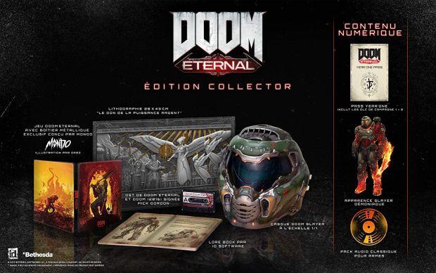 Edition collector de DOOM Eternal