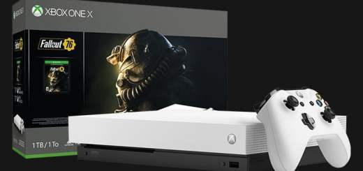 Xbox One X Robot White