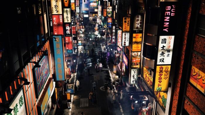 La ville est modélisée avec un très grand soin.
