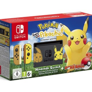 Nintendo Switch édition collector Pokémon