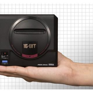 La MegaDrive Mini
