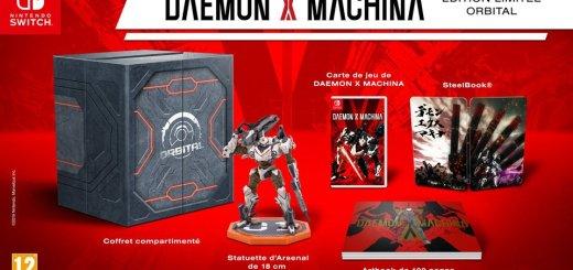 Collector Daemon X Machina