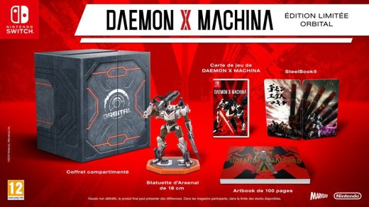 Collector Daemon X Machina