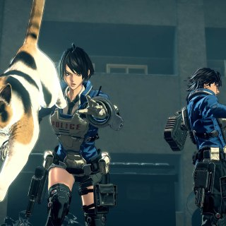 Astral Chain et les chats