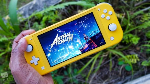 La Nintendo Switch Lite est quand même diablement séduisante !