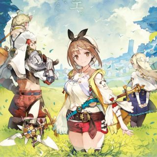 Atelier Ryza artwork