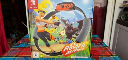 Aller ! On se lance dans Ring Fit Adventure !