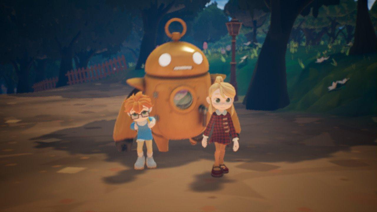 Je dois avouer que le jeu est magnifique en mode portable !