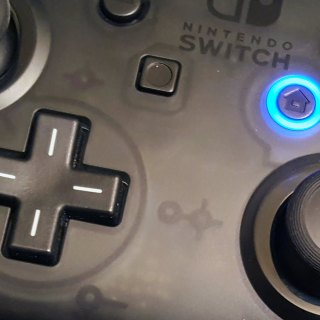 Nintendo Switch Led de Notification