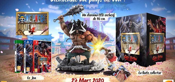 One Piece Pirate Warriors 4 Nintendo Switch