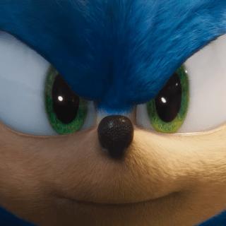 Sonic Le Film (nouveau design)