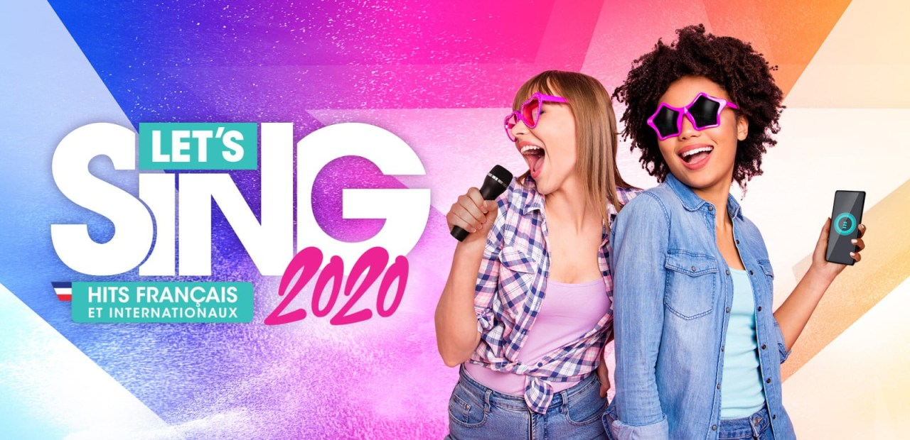 Let's Sing 2020 sur Nintendo Switch