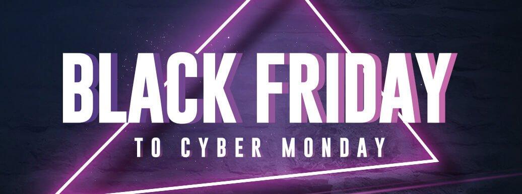 Instant Gaming se lance dans le Black Friday !