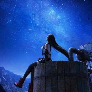 Final Fantasy VII Tifa