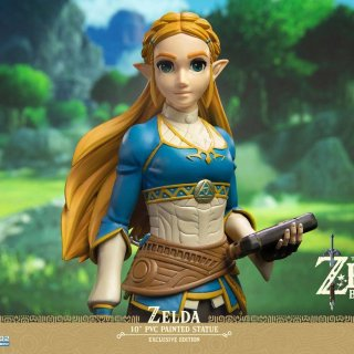 Figurine de Zelda Breath of the Wild