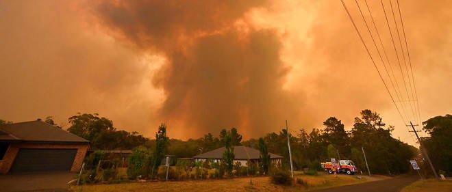 Des feux ravagent actuellement l'Australie.
