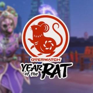 Overwatch, l'année du Rat !