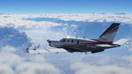 Le magnifique Flight Simulator 2020