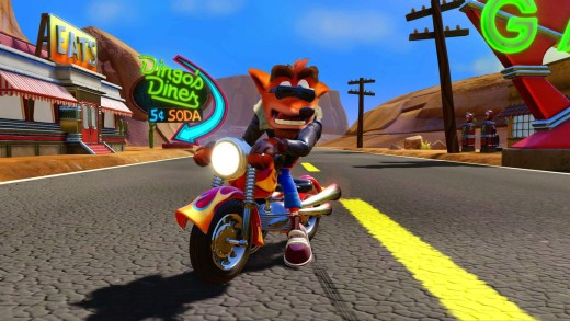 Crash est en promo sur Switch !