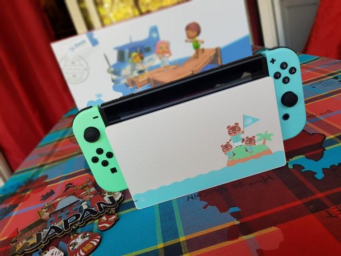 La  Nintendo Switch Collector Animal Crossing