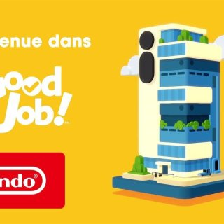 Good Job!, le jeu surprise de Nintendo !