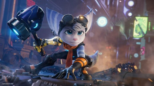 Ratchet & Clank sur PS5