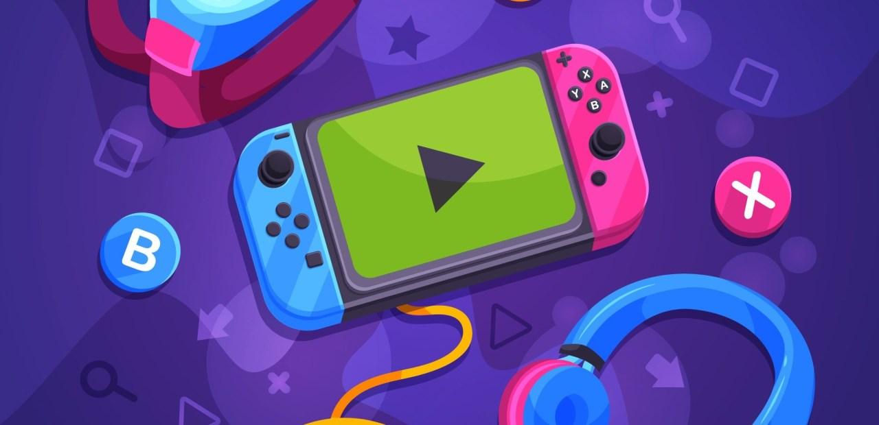 Bichonnez votre Nintendo Switch !