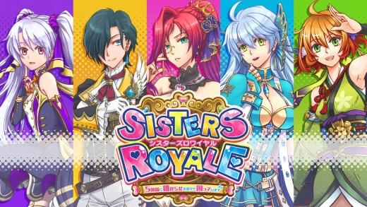 Test : Sisters Royale sur Xbox One… Des nouveautés ?