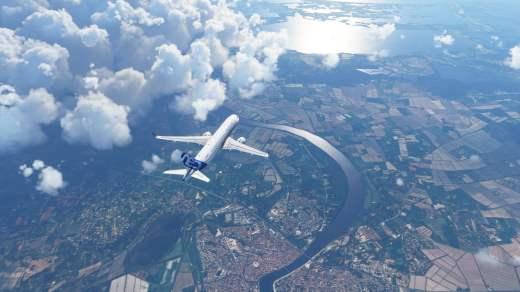 Flight Simulator sur PC