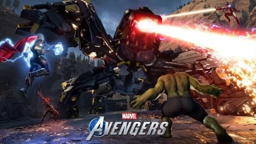 Aperçu : Marvel's Avengers Beta et ses modes multijoueurs sur PS4 Pro !