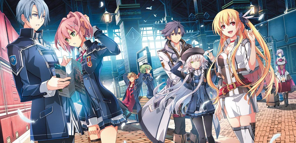 The Legends of Heroes Trails of cold steel III