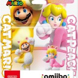 Amiibo Mario et Peach Chat