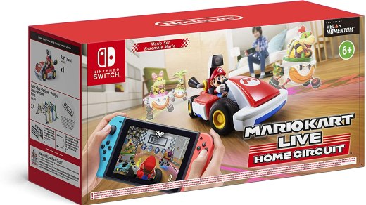 Mario Kart Live débarque sur Nintendo Switch !