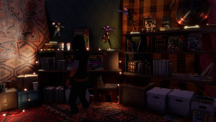 La chambre de Kamala est pleine de détails pour les fans !